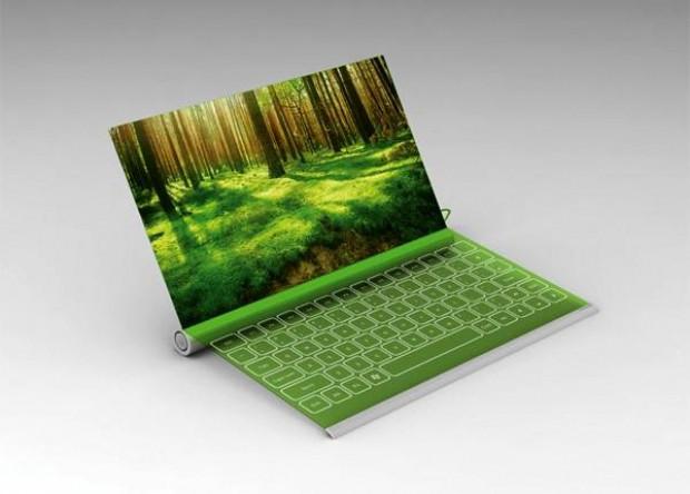 Su ile çalışan laptop geliyor! - Page 1