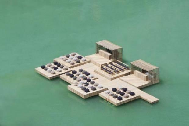 Su, mimariyle birleşince - Page 2