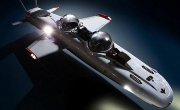 Sualtının muhteşem jeti DeepFlight Super Falcon! - Page 1