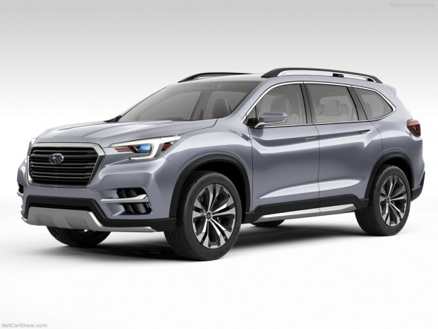 Subaru Ascent SUV konsept  2017 - Page 2
