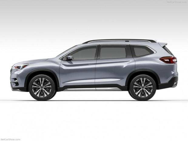Subaru Ascent SUV konsept  2017 - Page 3