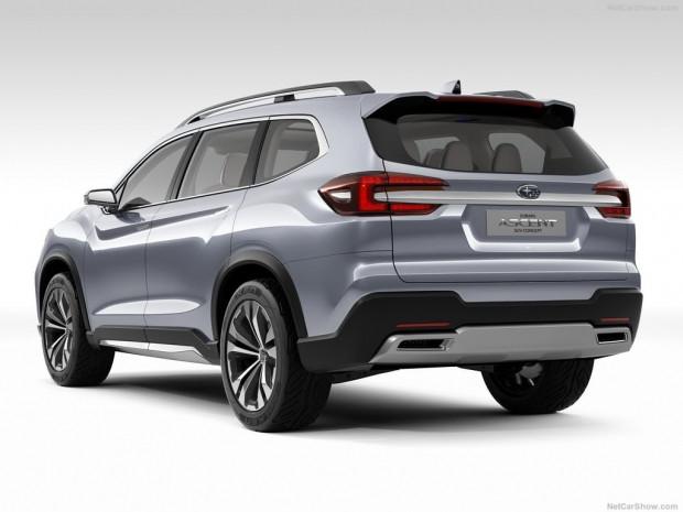 Subaru Ascent SUV konsept  2017 - Page 4