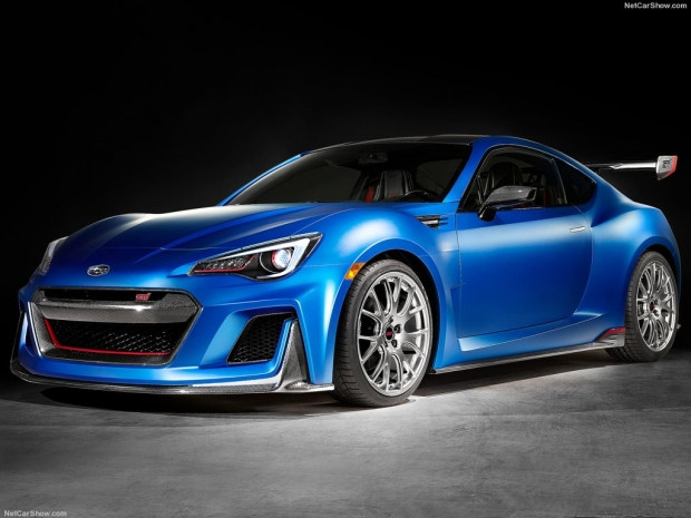 Subaru BRZ STI Performance Concept (2015) - Page 1