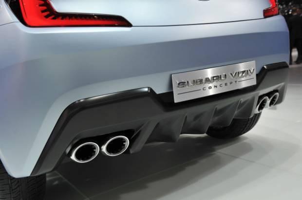 Subaru bu tasarımi ile dudak ısırtıyor! - Page 2