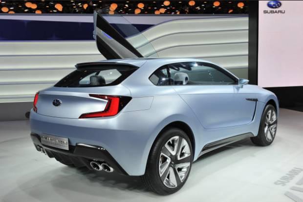 Subaru bu tasarımi ile dudak ısırtıyor! - Page 3