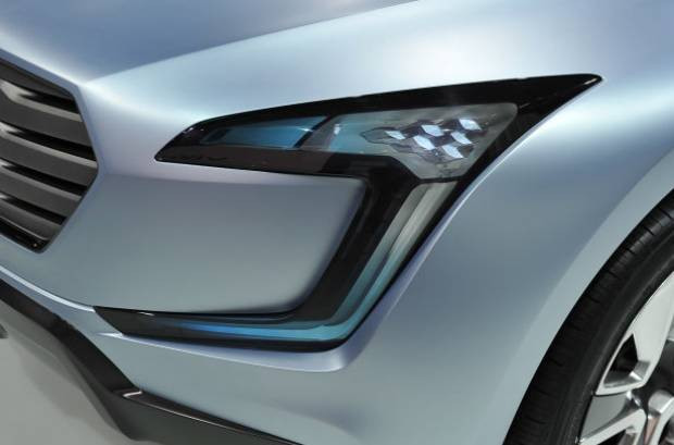 Subaru bu tasarımi ile dudak ısırtıyor! - Page 4