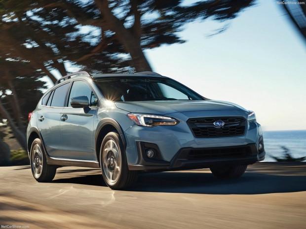 Subaru Crosstrek 2018 - Page 3