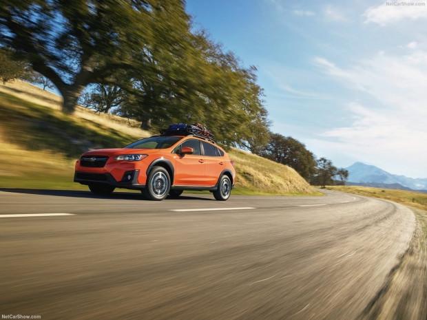 Subaru Crosstrek 2018 - Page 4