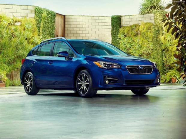 Subaru Impreza'nın yeni nesli, New York Otomobil Fuarı'nda görücüye çıktı - Page 1