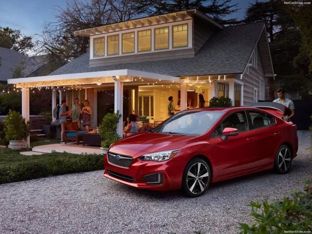 Subaru Impreza'nın yeni nesli, New York Otomobil Fuarı'nda görücüye çıktı - Page 3