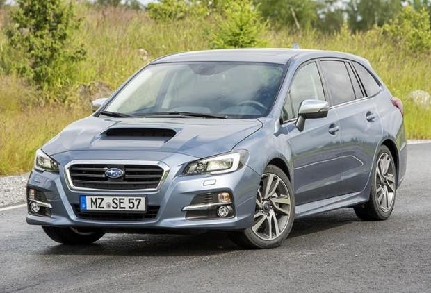 Subaru LEVORG'u tanıttı - Page 1