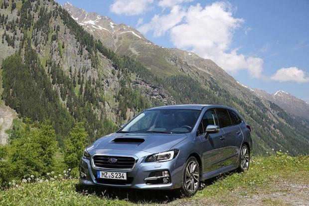 Subaru LEVORG'u tanıttı - Page 2