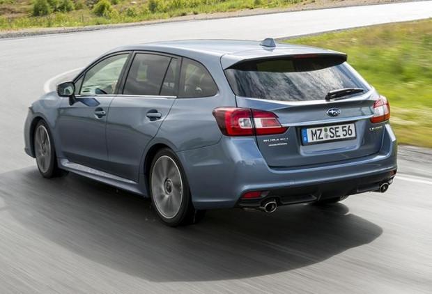 Subaru LEVORG'u tanıttı - Page 3