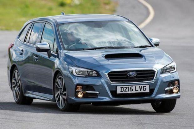 Subaru LEVORG'u tanıttı - Page 4