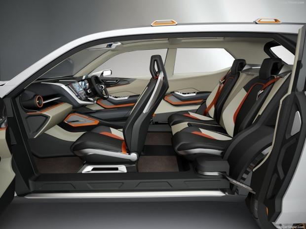 Subaru VIZIV Future Concept (2015) - Page 1