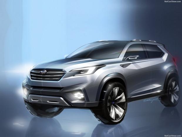Subaru VIZIV Future Concept (2015) - Page 3