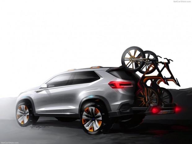 Subaru VIZIV Future Concept (2015) - Page 4