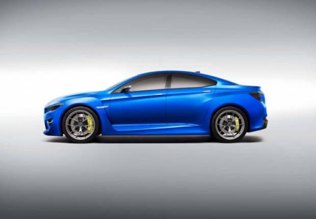 Subaru WRX böyle mi görünecek? - Page 2