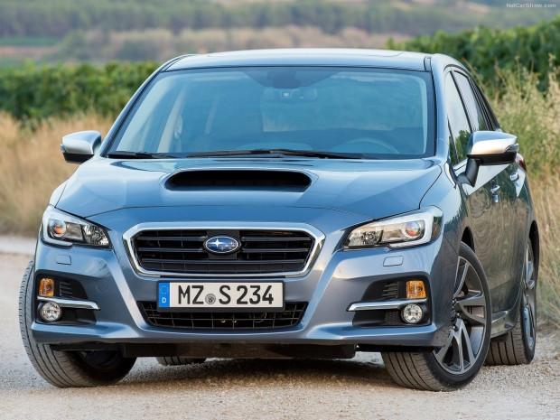Subaru'nun en rafine iç mekanı Levorg 2016 - Page 1
