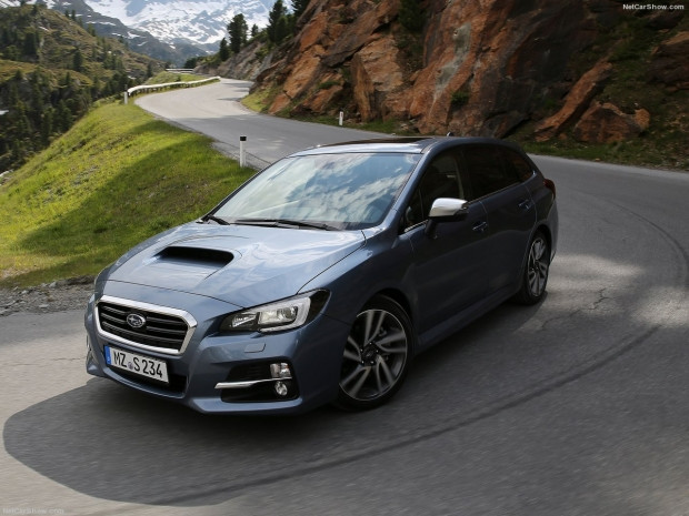 Subaru'nun en rafine iç mekanı Levorg 2016 - Page 2