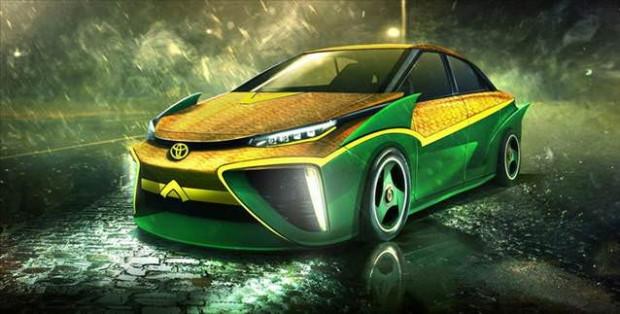 Süper kahraman otomobilleri - Page 3