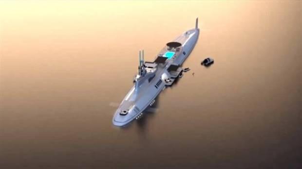 Süper lüks denizaltı-yat - Page 2