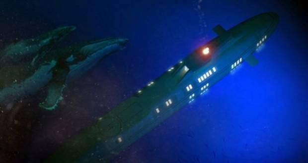 Süper lüks denizaltı-yat - Page 3