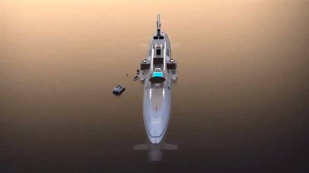 Süper lüks denizaltı-yat - Page 4