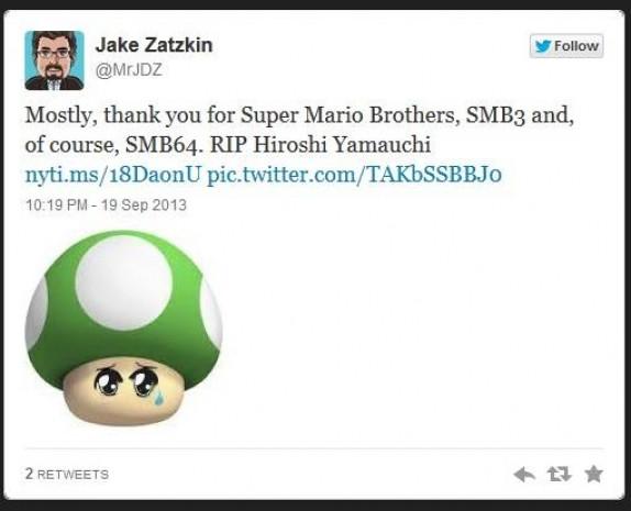 Süper Mario'nun babası öldü! - Page 2