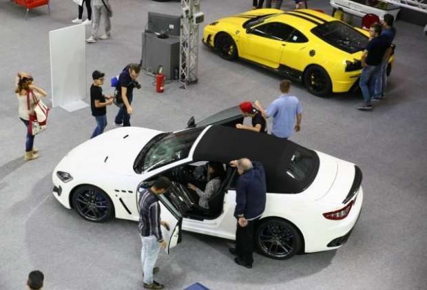 Supercar Auto Show açıldı! - Page 1