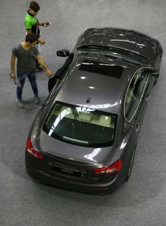 Supercar Auto Show açıldı! - Page 2