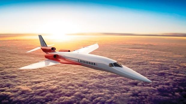 Süpersonik uçaklar 2023'e kaldı - Page 1