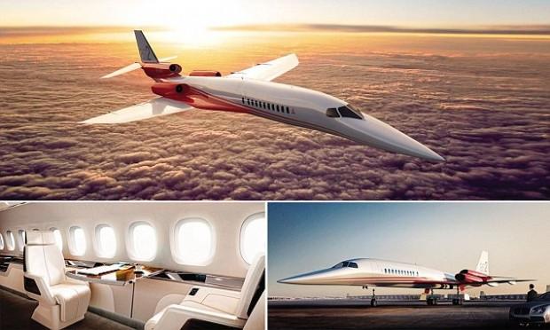 Süpersonik uçaklar 2023'e kaldı - Page 2