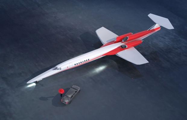 Süpersonik uçaklar 2023'e kaldı - Page 4