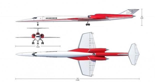 Süpersonik uçaklarla ilgili son gelişmeler - Page 2