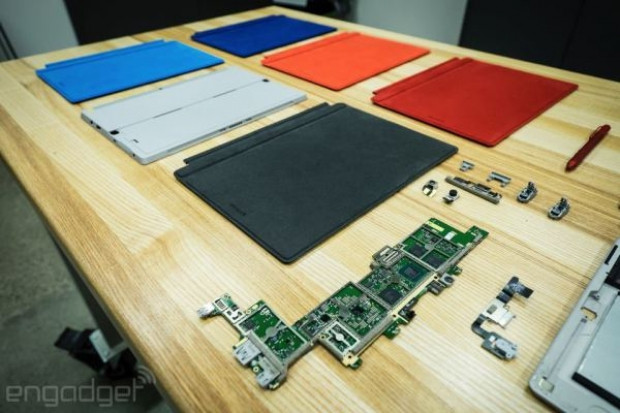 Surface 3 böyle üretiliyor! - Page 1