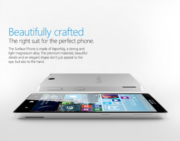 Surface Phone konseptini gördünüz mü? - Page 2