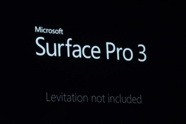 Surface Pro 3 basın lansmanı! - Page 2