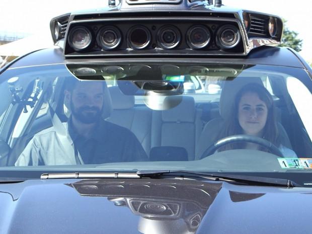 Sürücüsüz araçları ilk  piyasaya sunacak 18 şirket - Page 1