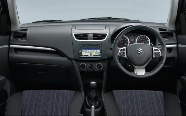 Suzuki 3 kapılı otomobilini duyurdu - Page 1