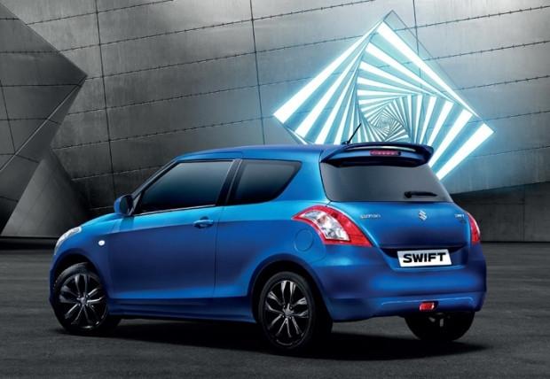 Suzuki 3 kapılı otomobilini duyurdu - Page 2
