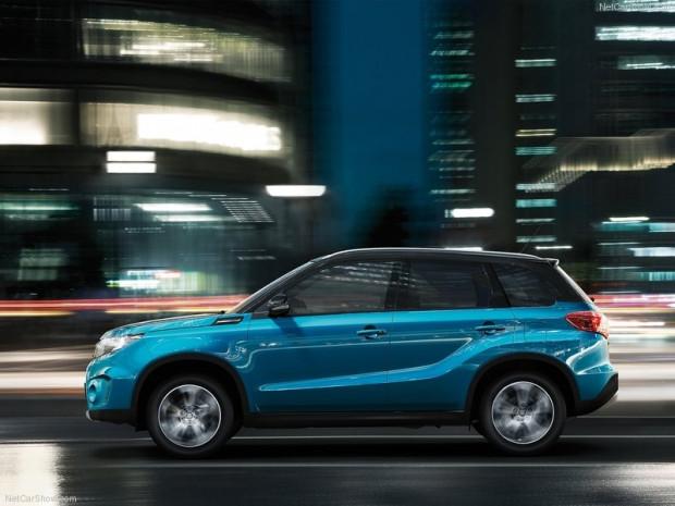 Suzuki Vitara 2015 - Page 3
