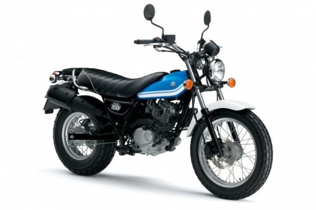 Suzuki'den Türkiye'ye 7 yeni model - Page 2