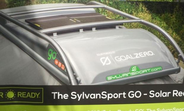 SylvanSport güneş enerjili römork - Page 2