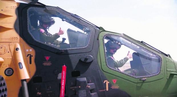 T-129 ATAK Helikopteri, en zor testleri geçti - Page 1