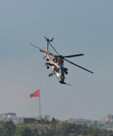 T-129 ATAK Helikopteri, en zor testleri geçti - Page 2
