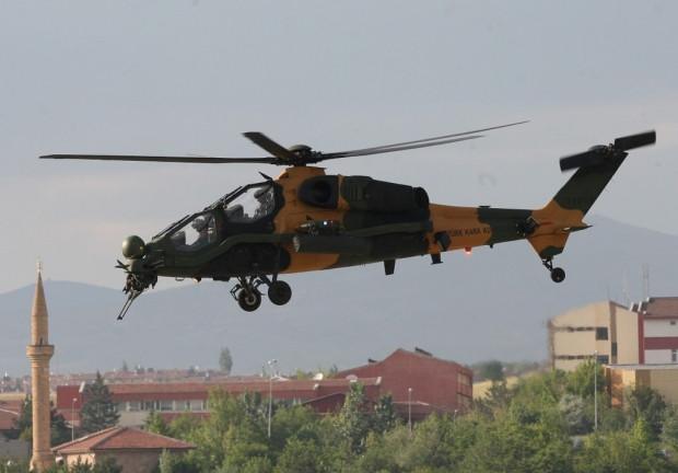 T-129 ATAK Helikopteri, en zor testleri geçti - Page 4