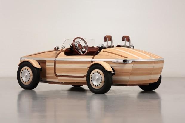 Tamamen tahtadan yapılan Toyota Setsuna konsept - Page 3