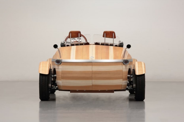 Tamamen tahtadan yapılan Toyota Setsuna konsept - Page 4