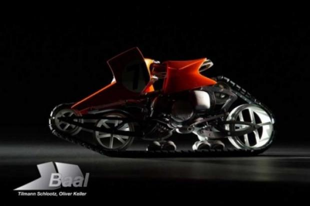 Tamamen yeni bir araç kategorisi Baal! - Page 1